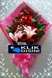 bunga hand bouquet depok